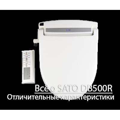 Отличительные характеристики SATO DB500R